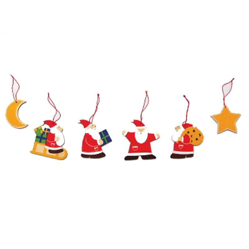 weihnachtsm nner weihnachtsschmuck geschenkanh nger. Black Bedroom Furniture Sets. Home Design Ideas