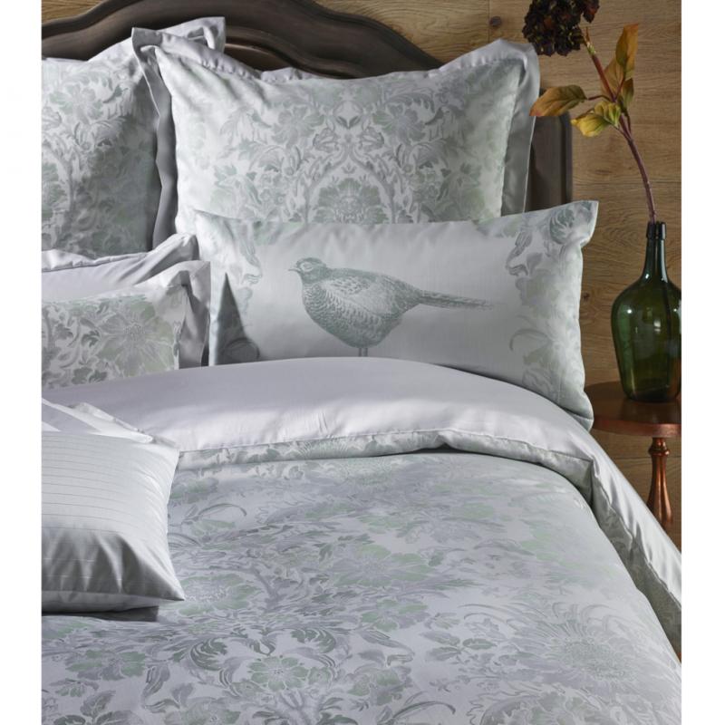 curt bauer bauer bettw sche brokat damast mako cottagepark wohnen tisch tafel. Black Bedroom Furniture Sets. Home Design Ideas